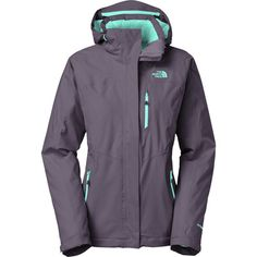 Stay protected from winter's temperamental disposition with the warm insulation and moisture-shedding performance of The North Face Women's Plasma Thermoball Insulated Jacket. Featuring a mechanical stretch polyester shell, this jacket won't restrict movement when you're skiing laps at the resort or snowshoeing up a steep ridge. Its HyVent (2-layer) membrane keeps you nice and dry under all but the wettest and sweatiest of conditions, allowing you to use this versatile jacket for everything…