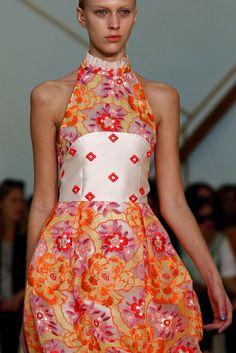 Erdem Spring 2013 Ready-to-Wear Fashion Show - Lara Mullen