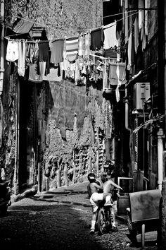 Scugnizzi - Massimo Daddi Photographer