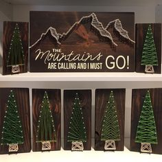 "159 Likes, 18 Comments - Angela Dawn Designs (@angeladawndesigns) on Instagram: ""Lots of prepping going on for the Bethany Baptist MOPS Bazaar on November 5th! This mountain sign…"""