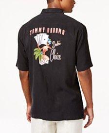 Tommy Bahama Mlb St Louis Cardinals Camp Shirt