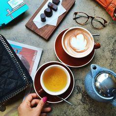 Little tea and chocolate break   Mimi Ikonn