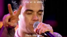 Robbie Williams She's the one HD subtitulado en español e ingles