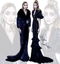 Mary-Kate & Ashley wearing vintage Dior by John Galliano #MetGala2015