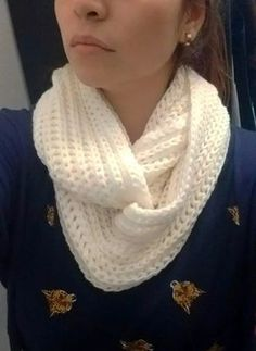 Loom Knitting, Baby Knitting, Knitting Patterns, Crochet Patterns, Crochet Scarves, Knit Crochet, Needlepoint Stitches, Sweater Design, Scarf Styles