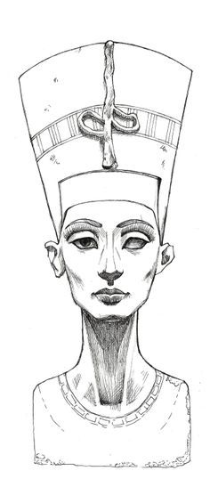 bastet drawing - Google Search