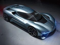 The Fastest Electric Car Ever… | Yanko Design