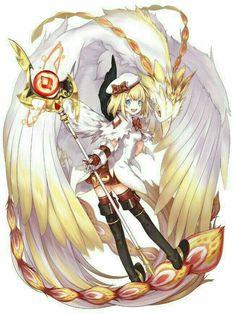 New Fantasy Art King Artists Ideas Manga Girl, Anime Art Girl, Anime Chibi, Kawaii Anime, Fantasy Characters, Anime Characters, Character Concept, Character Art, Bunny Girls