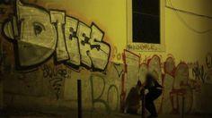 Selina Miles: Street Bombing. Een illegale graffiti video door Def Threats crew. (DTS), tof gefilmd, geeft een goeie weergave van atmosfeer van graffiti