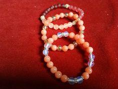 Beaded Necklace, Beaded Bracelets, Jewelry, Fashion, Jewellery Making, Moda, Pearl Necklace, Jewels, Fashion Styles