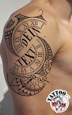 Uh rMaori Tattoo