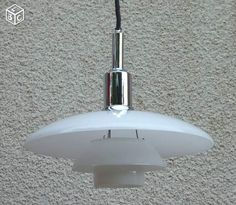 Lampe supension Louis Poulsen PH 3/2