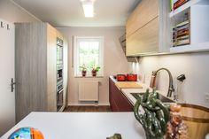 offene Wohnküche, schöner wohnen mit diesen Ideen Kitchen Cabinets, Home Decor, Best Husband, Homes, Ideas, Decoration Home, Room Decor, Cabinets, Home Interior Design