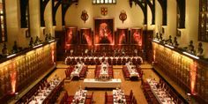 Middle Temple Hall is arguably the finest example of an Elizabethan Hall in London today. Its sweeping green lawns make for an idyllic backdrop for a garden party and the main hall can be transformed into a truly spectacular banqueting or reception venue. http://www.prestigiousvenues.com/venue/middle-temple-hall/