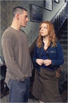 claire fisher, lauren ambrose, and six feet under image
