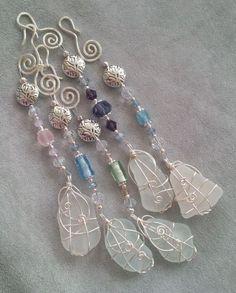 A staff pick at Craft Ontario Yorkville Shop, Toronto Glass Christmas Tree Ornaments, Sea Glass, Ontario, Toronto, Inspired, Beach, Shop, Crafts, Inspiration