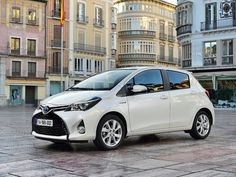 2015 Toyota Yaris Reviews and Models : 2015 Toyota Yaris White
