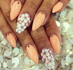 Images and videos of マニキュア オレンジ Great Nails, Fabulous Nails, Hot Nails, Hair And Nails, Nude Nails, Laque Nail Bar, Finger, Nails Only, Nail Candy