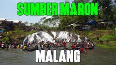 Sumber Maron Malang - Objek wisata air favorit warga Malang yang terletak di wilayah Pagelaran tidak jauh dari stadion Kanjuruhan - Kepanjen.