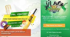 Shahid4u Broadcast News, Fantasy League
