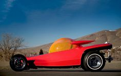 "HOT RODS and JALOPIES: Early Christmas Post - Jeff DeGrandis/Ed ""Big Daddy"" Roth...."