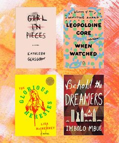 The Best New Books To Read In August