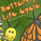 In this Butterfly Life Cycle Unit you will be supplied with:    - 7 Vocabulary Cards  - a mini book  - student writing book  - writing rubric  - 2 page m...