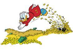 Scrooge McDuck, Dagobert Duck