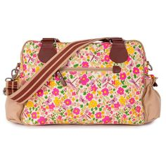 Pink Lining Not So Plain Jane Napy Bag Cottage Garden * Read more at the image link. (This is an affiliate link) Nappy Changing Bags, Diaper Bag Backpack, John Lewis, Cottage, Pink, Baby, Stuff To Buy, Garden Online, Lust