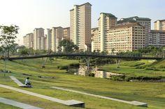 #Singapore #architecture #park #landscape #urban Bishan Park http://www.archiref.com/en/ref/urban-landscapes-human-scale-31125?flagged=1#.UkfTIz8gpP4