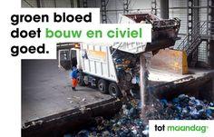 Aan de slag als afvalbeheerder.