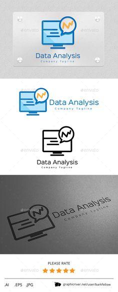 Trucks Transport Company Logo Company logo, Logo templates and Logos - data analysis template