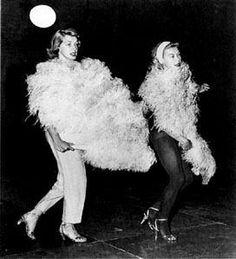 White Christmas: Rosemary Clooney and Vera-Ellen