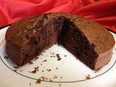 Torta mascarpone e fondente