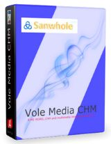 Vole Media CHM Professional 3.58