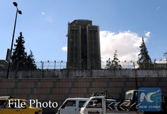 Damascus, the capital city of Syria, was recently hit by rockets. This happened outside the Russian embassy where there was a pro-Russian rally taking place. News China, Stuffed Shells, Damascus, Capital City, Empire State Building, The Neighbourhood, World, Shelled, Rockets