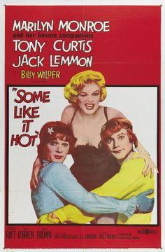 Some like it hot - Best Marilyn Monroe movie