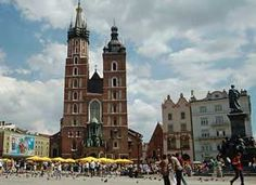 40 European cities to visit by price. this is #2: Krakow, Poland, and this city center reminds me of Brussels, Belgium