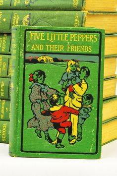 Five Little Peppers Antique Collectible by UniqueEstates on Etsy, $265.00