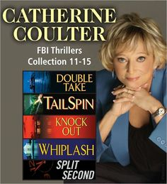 Catherine Coulter FBI Thrillers 11-15