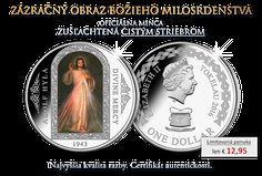 Oficiálna minca Božie milosrdenstvo Personalized Items