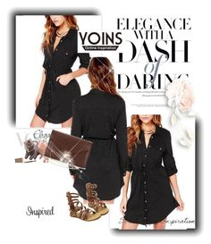 """""""yoins#44"""" by b-amina ❤ liked on Polyvore"""