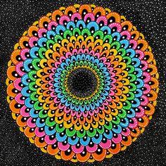 Magical Universe | Luna Portnoi via Flickr http://www.lunaportnoi.com.ar/