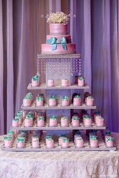 Elegant Princess Winter Wonderland  | CatchMyParty.com