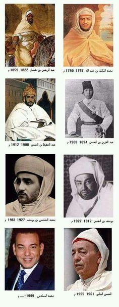 Rois du Maroc