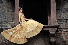 Shasha Indian Wear Lehnga 2015 for Young Girls Bollywood Lehenga, Bridal Lehenga Choli, Indian Princess, Indian Ethnic Wear, Ethnic Fashion, Indian Bridal, Indian Dresses, Style Inspiration, Wedding Dresses