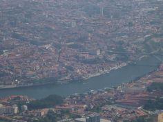 """Porto, """"TAP"""" Madeira→Porto, Portugal (Luglio)"""