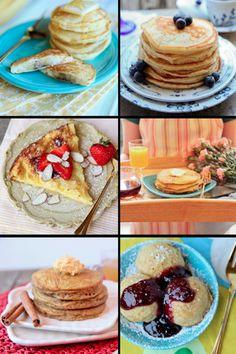 Top 6 Pancake Recipes