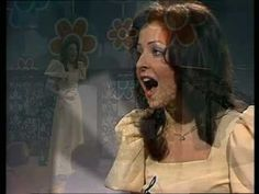 Vicky Leandros - Ich hab die Liebe gesehn 1972 Home Free, Good Old, Good Music, Rap, Youtube, The Past, Old Things, Germany, Pictures