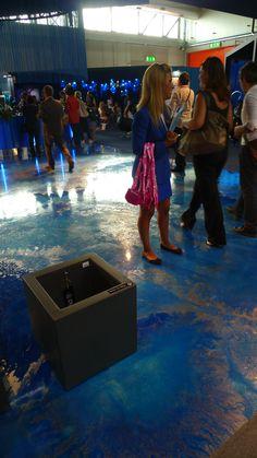 Epoxy resin - Gobbetto Dega Art by Mino Longo 3d Floor Art, 3d Floor Painting, Floor Murals, Epoxy Floor Designs, Window Glass Repair, Epoxy Resin Flooring, Single Hung Windows, Metallic Epoxy Floor, Floors And More